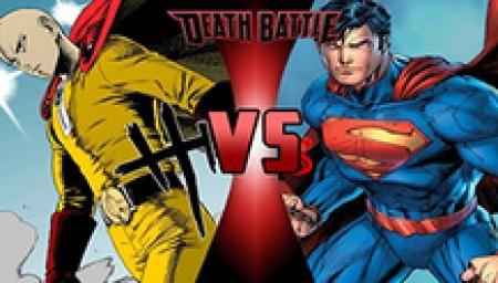 【街机乱斗】美国超人VS一拳超人