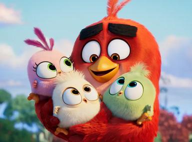 《愤怒的小鸟2》 全球主题曲《最好的一天》
