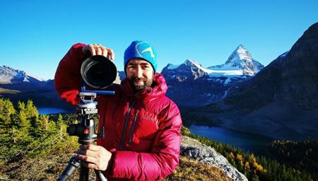 冰山悬崖哈苏大使带你在镜头里挑战生命极限