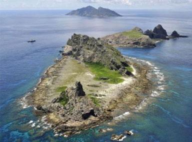 """日本对钓鱼岛""""更名"""" ,外交部回应"""
