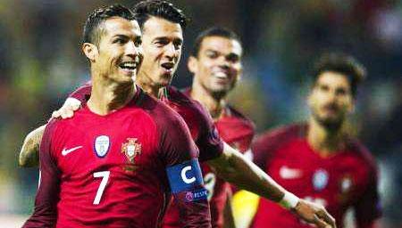 C罗世预赛15球全收录 火力全开望再创进球纪录