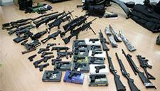 3万多元网购24支仿真枪 19岁少年二审被判无期