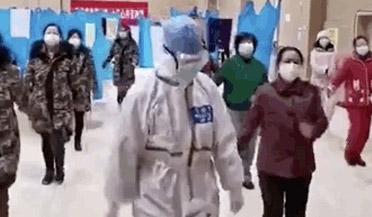 武汉方舱医院护士许心愿