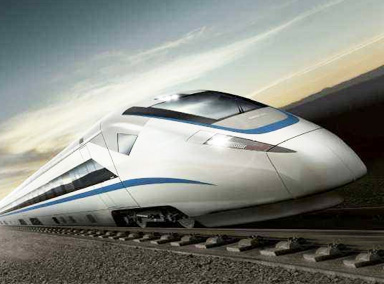 中国超级高铁试验线在成都搭建
