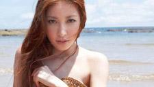 性感人妻 混血模特 台湾美女许维恩