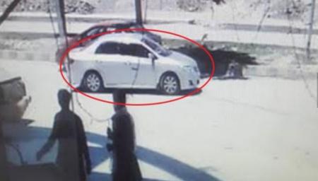 中国夫妻在巴遭绑架视频曝光:被抢指着头