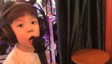 杜江晒嗯哼唱歌视频