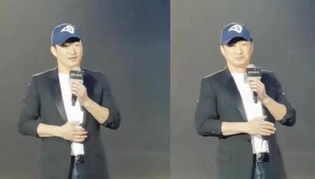 """吴京自称""""喜剧新人"""""""