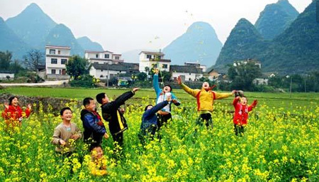 百姓过上好日子:264万人发展乡村旅游脱贫致富