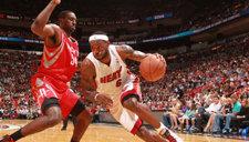 詹皇回家首秀倒计时!回顾詹姆斯NBA生涯处子战