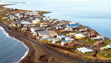 美国:一个沿海的村庄10年后将沉入海底