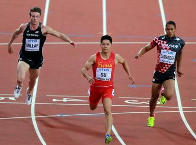 亚洲速度!苏炳添6秒47破男子60米亚洲纪录夺冠