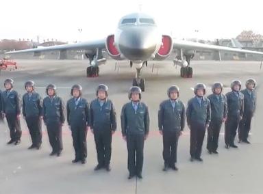 """空军发布闽南话版及英文版""""战神""""宣传片"""