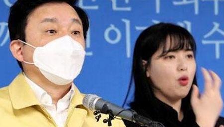 韩国女留学生回国后拒隔离
