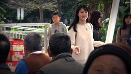 东莞最美的姑娘征婚,只有一个要求,很暖心