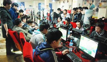 近日一款游戏振兴网吧产业