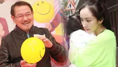 害怕杨幂争夺抚养权?