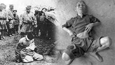 日本老兵口述侵华罪证 日本兵为治梅毒吃中国人脑浆