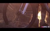 迪伦·什瑞德 越野山地单车的艺术大片。