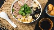 咸香有味的牛羊肉泡馍,吃的是古都的历史!
