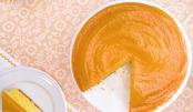 柠檬和芝士的完美搭配!DIY清新小蛋糕,超简单,让你一下补足维C