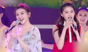 景甜关晓彤演唱蔡依林经典曲目《就是爱》