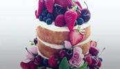 仙气十足!10款网红花艺蛋糕,梦幻装饰,分分钟引爆你的少女心!