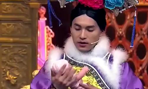 《相声小品精选》第24期:文松荣升贱妃为儿夺太子之位