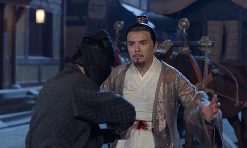 《独孤皇后》第26集精彩看点:杨忠路上遇刺不治身亡