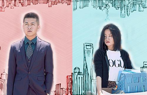 《陈翔六点半》第210集 和女模特在公交站台一起等车的日子!