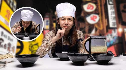 方便面也能吃出仪式感!只需3分钟,在家也能完美复刻出日式拉面