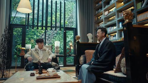《黄金瞳》第39集精彩看点:庄睿与中川凉介对峙往事