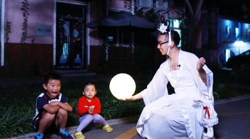 长成这样的嫦娥别说吴刚了,连兔子都被她吓跑了!