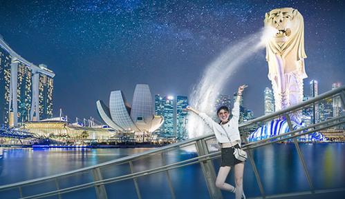 把这些玩的吃的都试一遍,这趟新加坡之旅才算完美~
