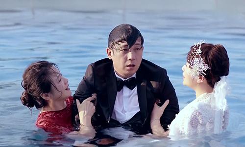 《逆流而上的你》第1集精彩看点:杨光刘艾大婚当日闹乌龙