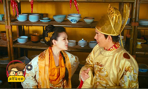 屌丝看电影:龙凤店#20170703