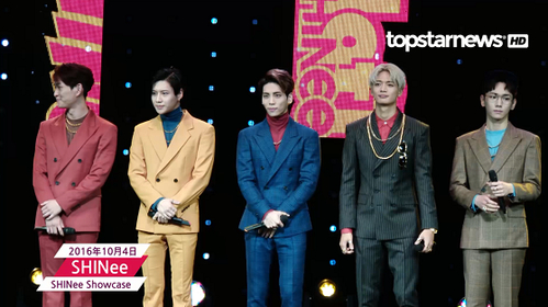 【topstarnews】 SHINee Showcase