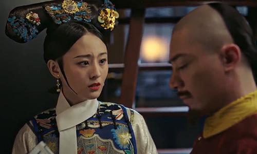 《如懿传》第68集看点:嫡公主求情,皇上探视嬿婉