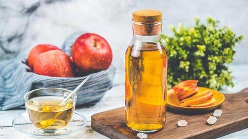 古法自制安心苹果醋,燃脂饮料界的牌面了解下!