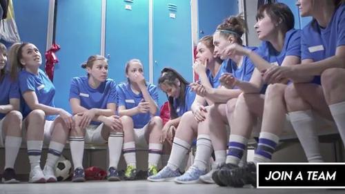 美国女足成长之路:高中选拔开始训练,兴趣是最好的老师!