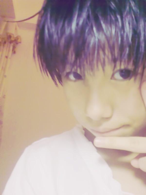 13岁男孩照片
