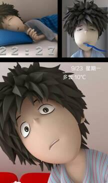 韩国动画闹钟男主名字