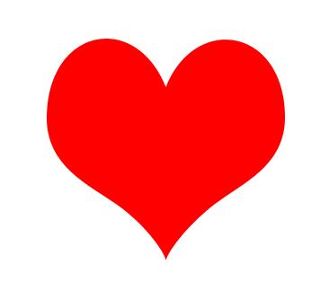 求一个心形的图片 然后那个心里面全都是一个人的名字