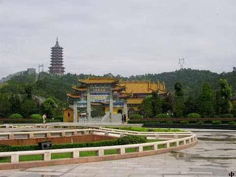 杭州萧山东方文化园