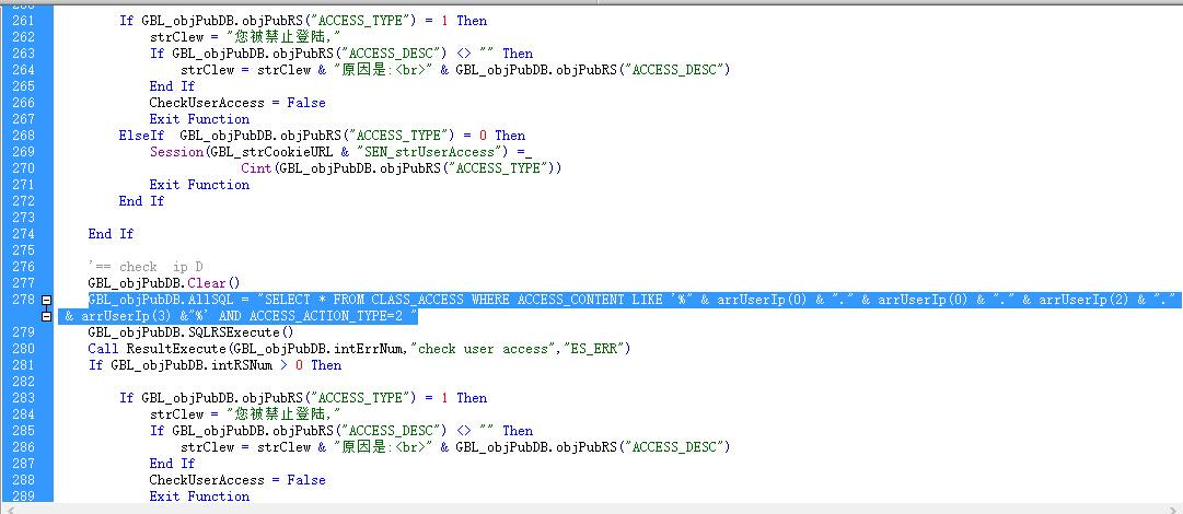 microsoft vbscript 运行时错误 错误 '800a0009' 下标越界: '[number