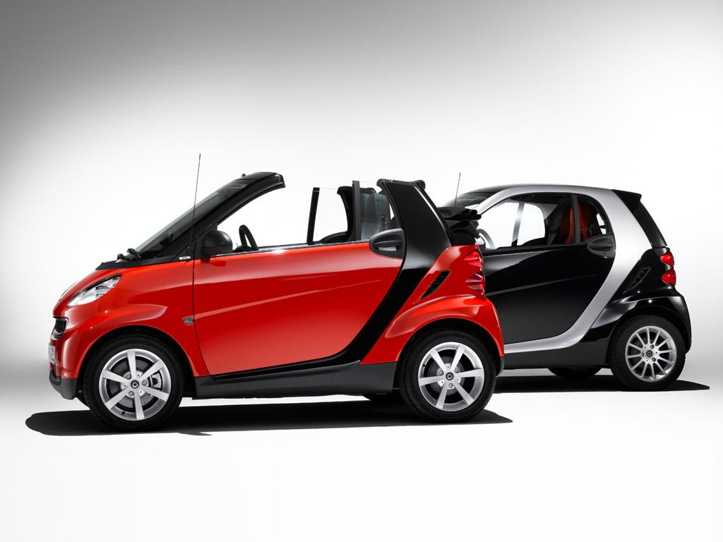 smart是什么牌子车 高清图片