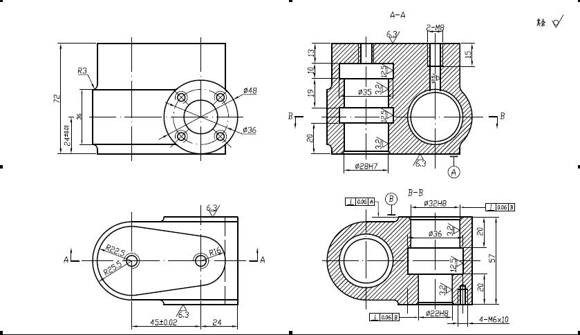 求助,kcsj-08阀体的课程设计夹具图图片