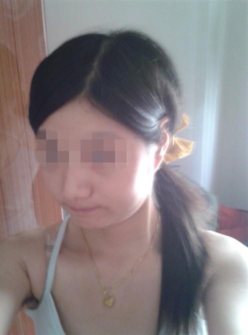 头顶尖额头窄下巴尖颧骨高大眼睛适合什么样的发型和刘海 ?图片