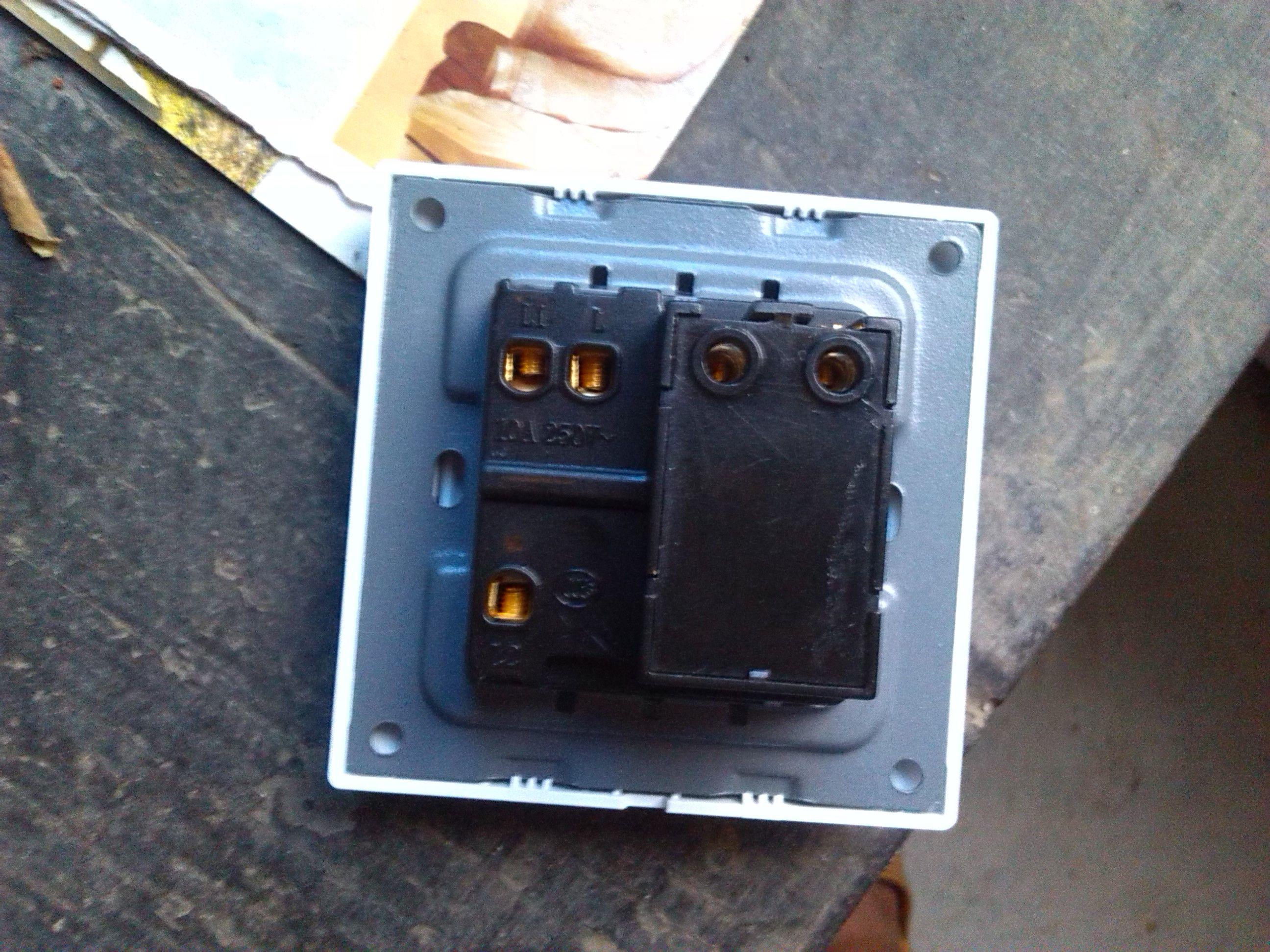 学装修 电风扇 吊扇调速器怎么 接线图片
