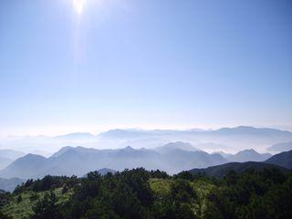 盘山里面的景点